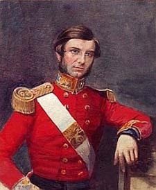 Lieutenant Haughton Forrest No.7 Company, The Honourable Artillery Company of London